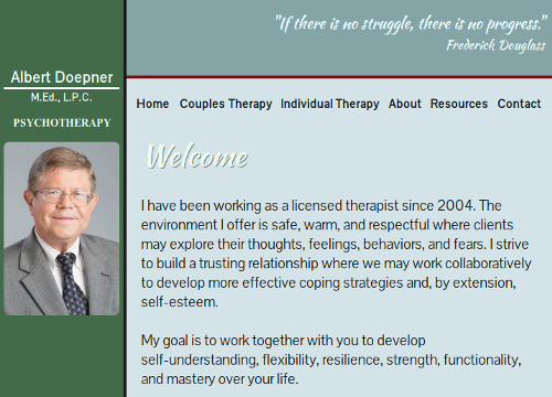psychotherapist-counselor-website